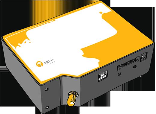 sglux UV-Spektrometer - Illustration