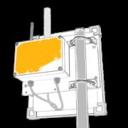 Tecnología de medición UV en red